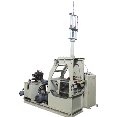 Semi-auto Stretching Blow Moulding Machine