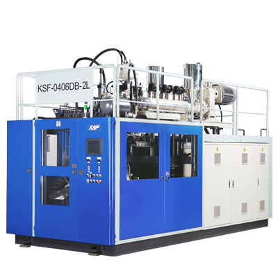KSF-0406DB-2L/3L Multi-Layer Blow Moulding Machine